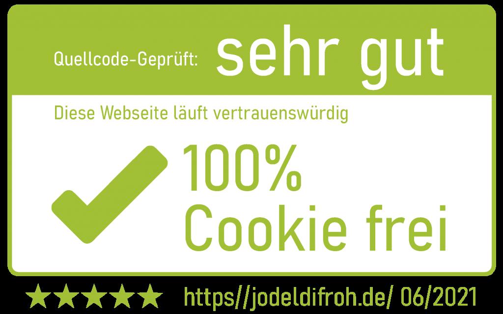cookie frei jodeldifroh.de Ruth Seebauer
